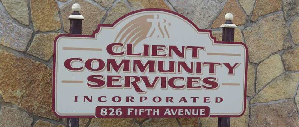 WELCOME TO CLIENT COMMUNITY SERVICES, INC.